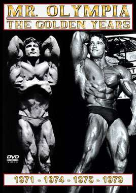 Mr. Olympia - The Golden Years