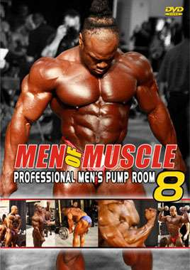 Men of Muscle #8 - Pro Pump Room