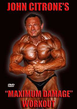 John Citrone 'Maximum Damage Workout''