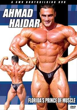 Ahmad Haidar: Florida's Prince of Muscle