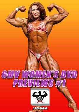 GMV Women's DVD Previews #1