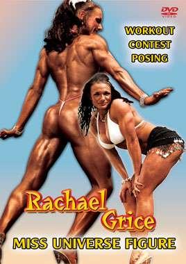 Rachael Grice - Miss Universe Figure