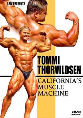 Tommi Thorvildsen - California's Muscle Machine
