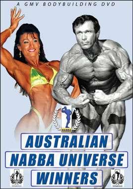 Australian Winners at the NABBA Universe
