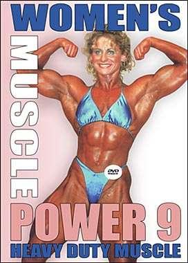 Women's Muscle Power #9 - Heavy Duty Muscle