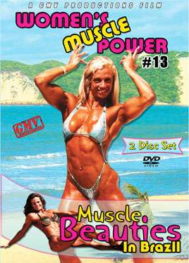 Women's Muscle Power #13 - Muscle Beauties in Brazil