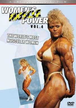 Women's Muscle Power #4 - The World's Most Muscular Women