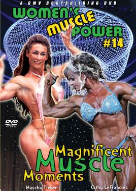 Women's Muscle Power #14 - Magnificent Muscle Moments