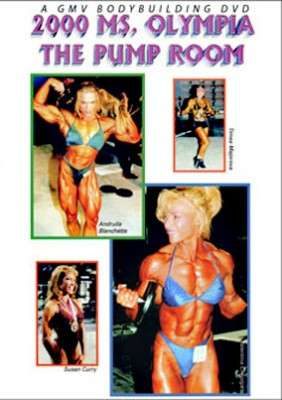 2000 Ms. Olympia Pump Room