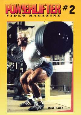Powerlifter Video Magazine #2