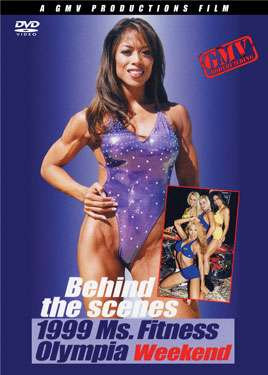 1999 Ms. Fitness Olympia Weekend: Behind the Scenes