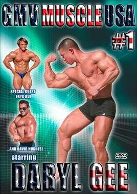 GMV Muscle USA #1 - Daryl Gee