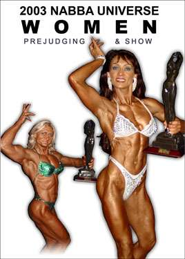 2003 NABBA Universe: The Women - Prejudging and Show