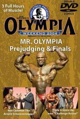 2004 Mr. Olympia (DVD)