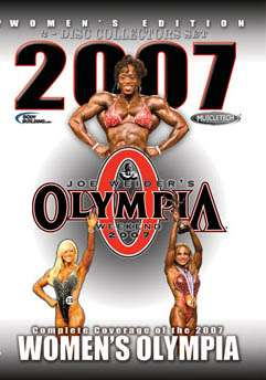 2007 Ms. Olympia (DVD)