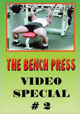 The Bench Press Special # 2