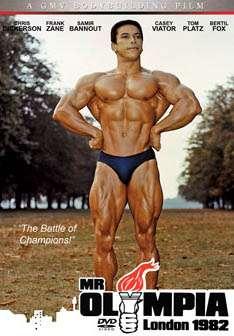 1982 Mr. Olympia (DVD)