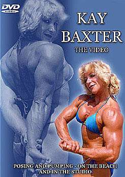 Kay Baxter - The Video (DVD)