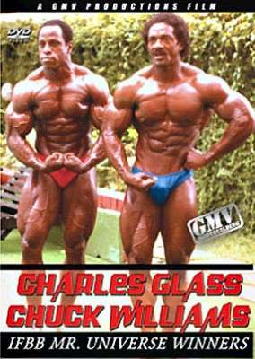 Charles Glass Chuck Williams Fred Belknap (DVD)