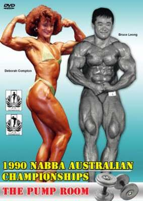 1990 NABBA Australia: Pump Room (DVD)