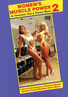 Women's Muscle Power # 2 (DVD)