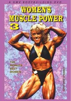 Women's Muscle Power # 3 (DVD)