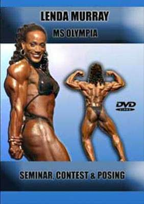 Lenda Murray - Ms. Olympia (DVD)