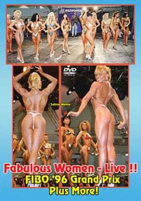 Fabulous Women - Live: FIBO 96 Grand Prix (DVD)