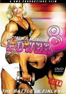 Women's Muscle Power # 8 (DVD)