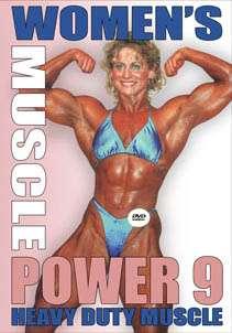 Women's Muscle Power # 9 (DVD)