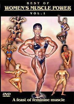 Best of Women's Muscle Power # 1 (DVD)