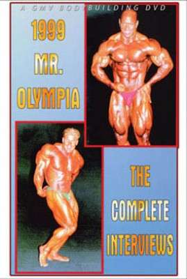 1999 Mr. Olympia - Complete Interviews (DVD)