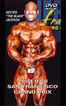 2004 IFBB San Francisco Grand Prix (DVD)