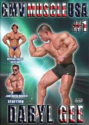 GMV Muscle USA #1 - Daryl Gee (DVD)