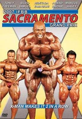 2007 IFBB Sacramento Grand Prix (DVD)