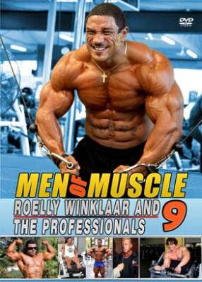 Men of Muscle # 9 (DVD)