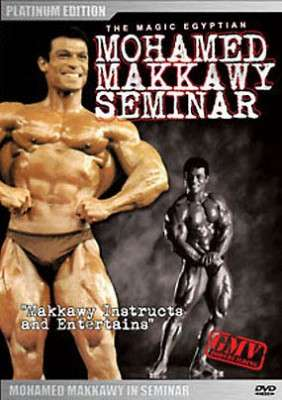 Mohamed Makkawy in Seminar (DVD)