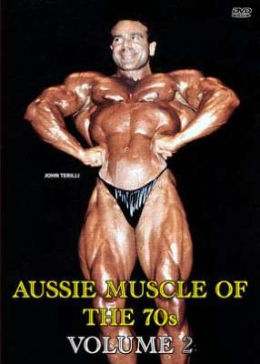 Aussie Muscle of the 70s Volume 2 (DVD)