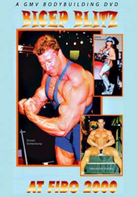 FIBO 2000 - Bicep Blitz (DVD)