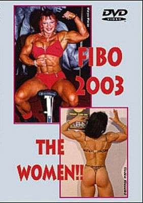 FIBO 2003 - The Women (DVD)