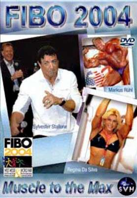 FIBO 2004 - Muscles to the Max (DVD)