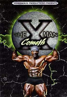 Toney Freeman - The X-Man Cometh (DVD)