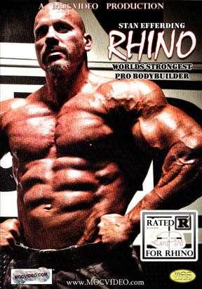 Stan Efferding RHINO (DVD) - GMV Bodybuilding
