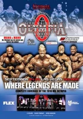 2010 Mr. Olympia (DVD)