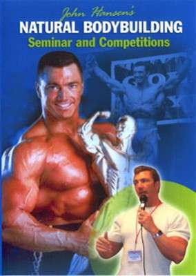 John Hansen's Natural Bodybuilding Seminar (DVD)