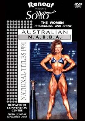 1991 NABBA Australia - The Women (DVD)
