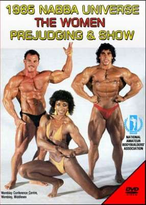 1985 NABBA Universe: Women - Prejudging and Show (Download)