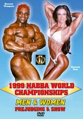 1999 NABBA World Championships (DVD)