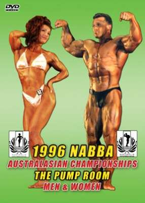 1996 NABBA Australasian Championships: Pump Room (DVD)