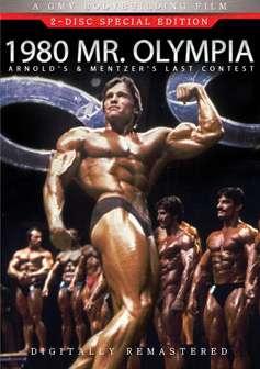 1980 Mr. Olympia (DVD)